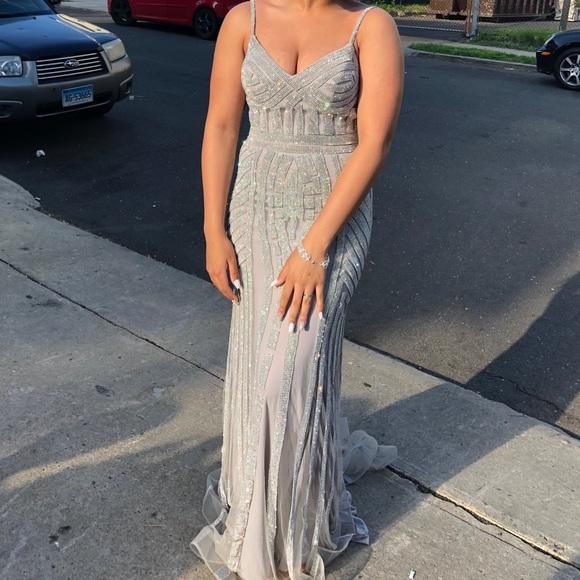 Dimond Prom Dresses